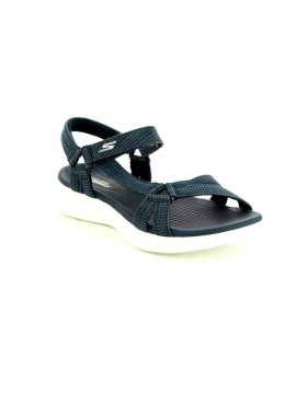 "Skechers On-The-Go Sandals ""Grau"""