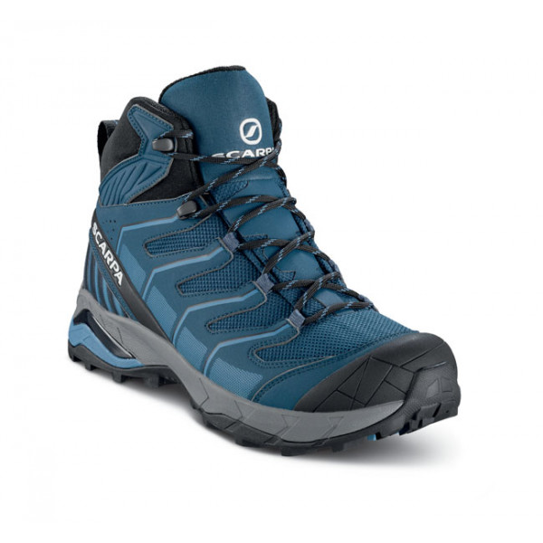 "Scarpa Maverick GTX ""Blue Light Blue"""