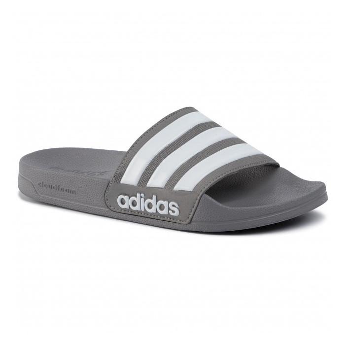 Adidas ADILETTE Shower Hell-Grau