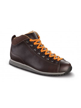 Scarpa Primitive Light Leather Braun Orange