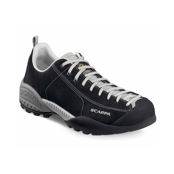 "Scarpa Mojito Leather ""Schwarz"""