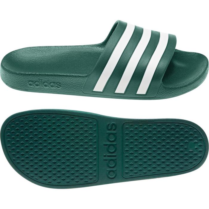 "Adidas Adilette Aqua ""Dunkelgrün"""