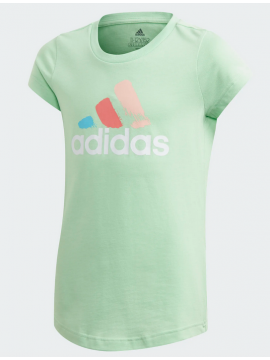Adidas Girls Graphic T-Shirt