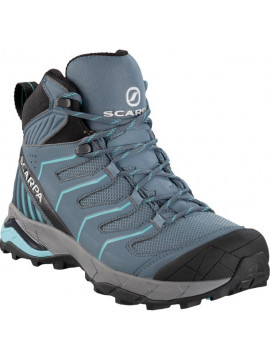 "Scarpa Maverick GTX Women ""Gray/Aqua"""